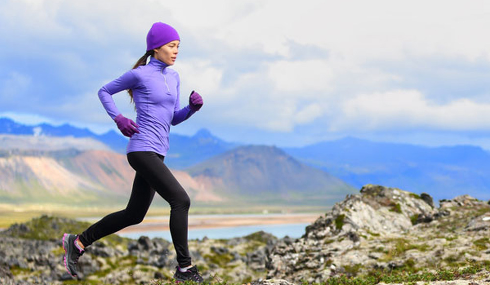 Combat the Cold, Train Outdoors this Winter!