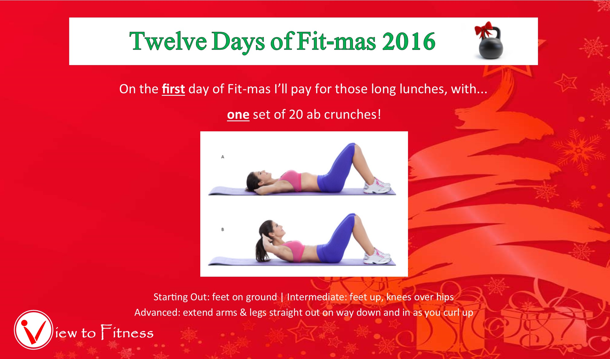 12 Days of Fit-mas 2016